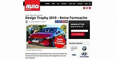 Auto Zeitung Gewinnspiel Mazda3 Skyactive X Design Trophy