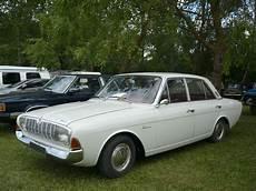 Ford Taunus 17m P5 Berline 4 Portes 1965 Vroom Vroom