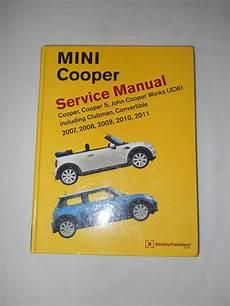 free car repair manuals 2011 mini cooper electronic valve timing fs mini cooper r56 r55 r57 bentley service manual 2007 2011 north american motoring