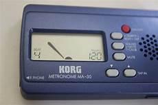 korg metronome ma 30 korg ma 30 image 1132303 audiofanzine