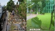 Gambar Lingkungan Bersih Dan Kotor Semua Tentang Lingkungan