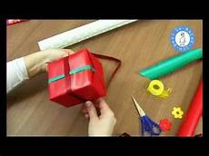 Geschenke Einpacken Anleitung