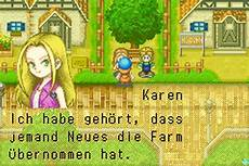harvest moon friends of mineral town g rising sun rom