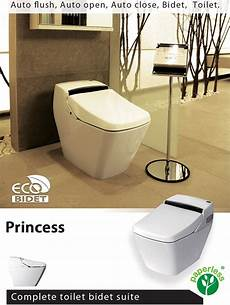 Bidet Toilet New Zealand by Princess Eco Bidet Luxury Bidet Store