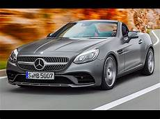 mercedes slc commercial 2016 official new mercedes slk