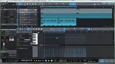 studio one prime でデモ音源を作成 4 リードギタートラック作成編