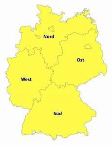 nord west süd ost st 252 tzpunkte deutschland nord ost west s 252 d wuko germany