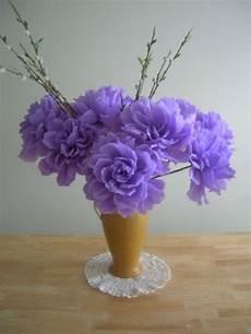 fleur papier crepon comment cr 233 er une fleur en papier cr 233 pon astuces et photos
