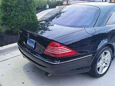 mercedes coupe amg 101000 purchase used 2006 mercedes cl500 coupe amg sport pkg