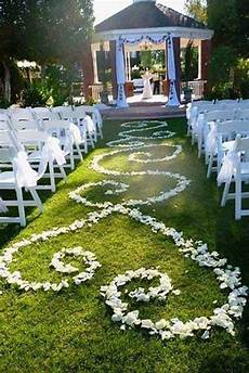 the confetti blog how to create wedding petal pathways and aisles tips advice from the real