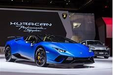 Meet The 308 859 630 Hp Lamborghini Huracan Performante