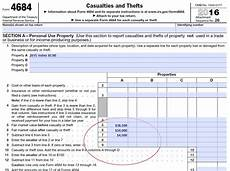 diminished value and taxes irs form 4684 diminished