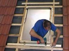 install a rooflite roof window 7 tile roof part two