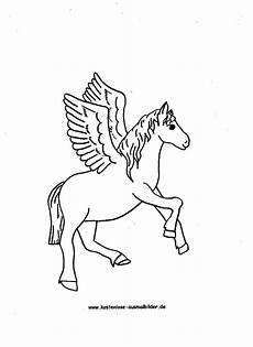 Pferde Ausmalbilder Zum Ausdrucken Ausmalbilder Pegasus Pferd Tiere Zum Ausmalen Malvorlagen
