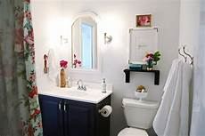 inspired rooms pretty bathroom makeover the inspired room