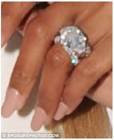 ciara shows off her diamond wedding ring in london with new husband russell wilson daily mail
