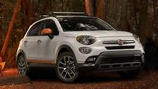 Fiat 500x Adventurer Edition With An Even Quirkier Styling