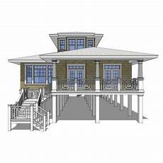 coastal house plans on pilings amazingplans com house plan dt0068 sea oats beach