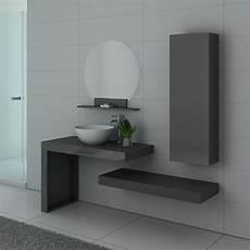 meuble de salle de bain gris taupe meuble de salle de