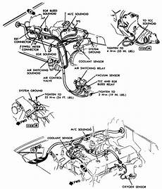 electronic throttle control 1981 chevrolet camaro parking system repair guides
