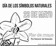 araguaney simbolos naturales de venezuela para colorear venezuela 23 de mayo s 237 mbolos naturales
