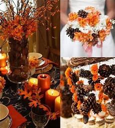 6 orange wedding decorations for a zesty affair
