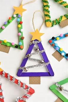 basteln weihnachten kinder 12 easy crafts for to make ideas for