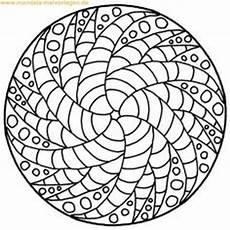 Mandala Malvorlagen Quotes Mandala Zur Entspannung Mit Einem Als Motiv