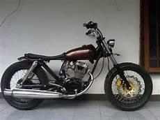 Gl 125 Modif by Motor Kastem Indonesia Honda Gl100 Modif Sederhana