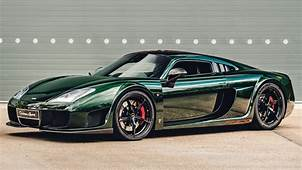 The Noble M500 Is A New User Friendly British Supercar