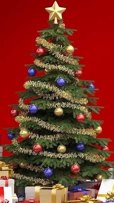 Merry Wallpaper Tree