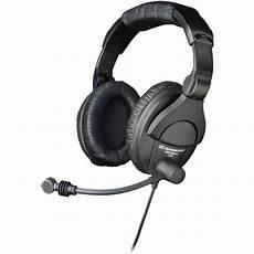 ear headset sennheiser hmd 280 xq dual ear headset with supercardioid