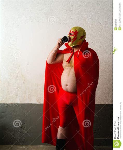 Fat Mexican Wrestler