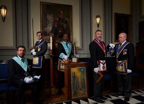 Who Founded The Freemasons