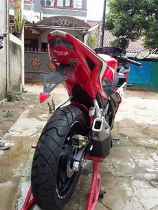 Variasi Cbr 150 by Dijez World Spakbor Belakang Variasi Quot All New Cbr 150r