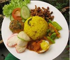 Resep Nasi Kuning Gurih Istimewa Resep Masakan Kuliner