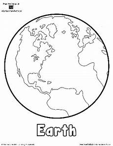 earth planet worksheet planet earth printable outlines and shape book writing