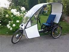 Trike Liegedreirad Kabinenrad Velomobil Liegerad E Bike