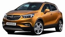 Opel Mokka X Essais Comparatif D Offres Avis