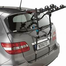 porta bici x auto porta bici posteriore norauto norbike per 3 bici norauto it