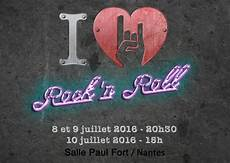 I Rock N Roll Spectacle Musical Salle Paul Fort