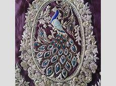 History of Zardozi Embroidery, Hand Work Design   Zardozi