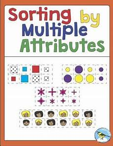 math worksheets sorting by attributes 7753 25 best magnificent math sorting and patterns k 2 images on math activities