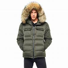 mens fur hooded jacket quot mayor quot welovefurs