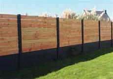 cloture bois beton 2 jpg 800 215 567 cloture bois cloture