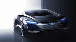 Audi Aicon Concept Car 4K Wallpaper  HD Wallpapers