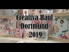 creativa haul dortmund 2019 madness