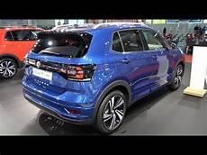 volkswagen t cross r line 2019 exterior interior vw s