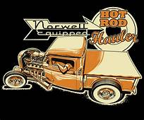 Jeff Norwell  Automotive Art Car Drawings