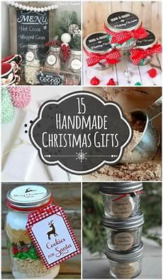 Selbstgemachte Geschenke Weihnachten - 15 handmade gift pinlavie